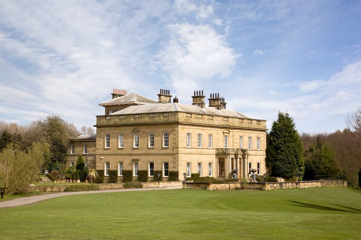 Your Own Private Stately Home - Rudby Hall