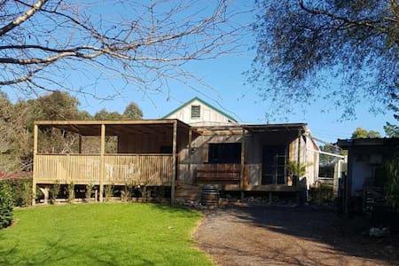 The Abbi House - Rural Studio Retreat - Maramarua