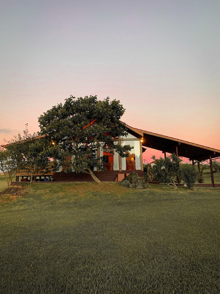 Aconchegante Casa de Campo em Rancho Queimado