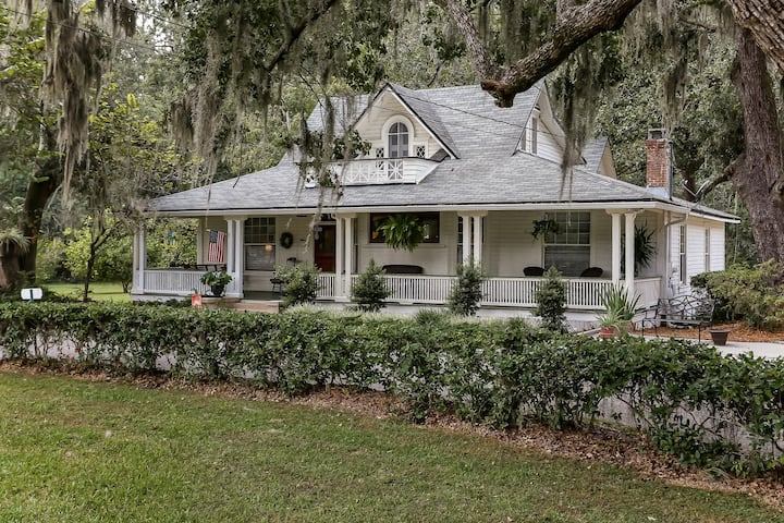 Gorgeous circa 1875 Plantation House (in city)