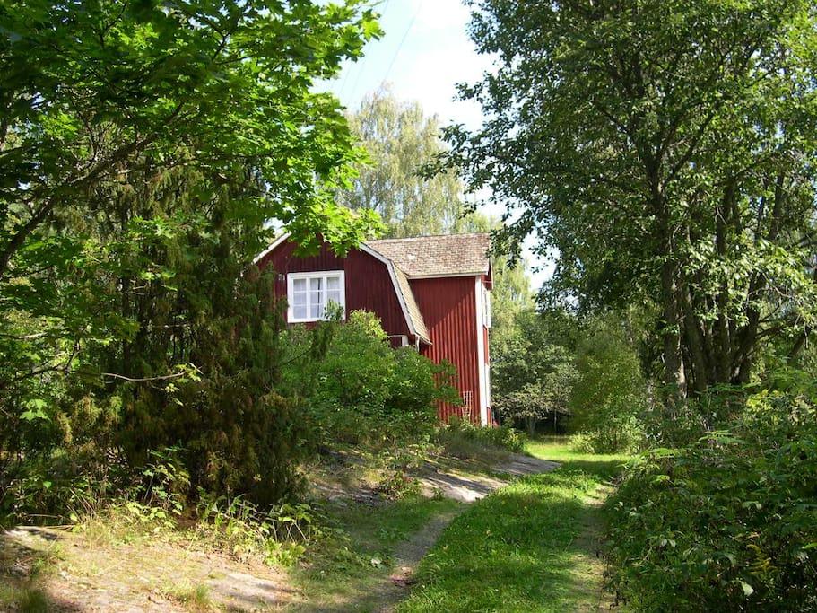 idyllic house in the swedish countryside h uschen zur miete in glava varmland county schweden. Black Bedroom Furniture Sets. Home Design Ideas