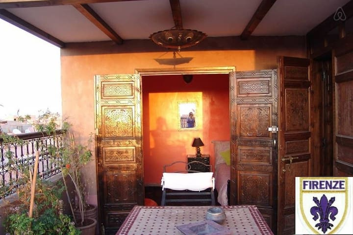 Gueliz 2 beds,2 terraces,no doorman - Marrakesch - Wohnung