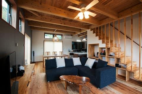 Yakushima Tabugawa House - Whole House renting