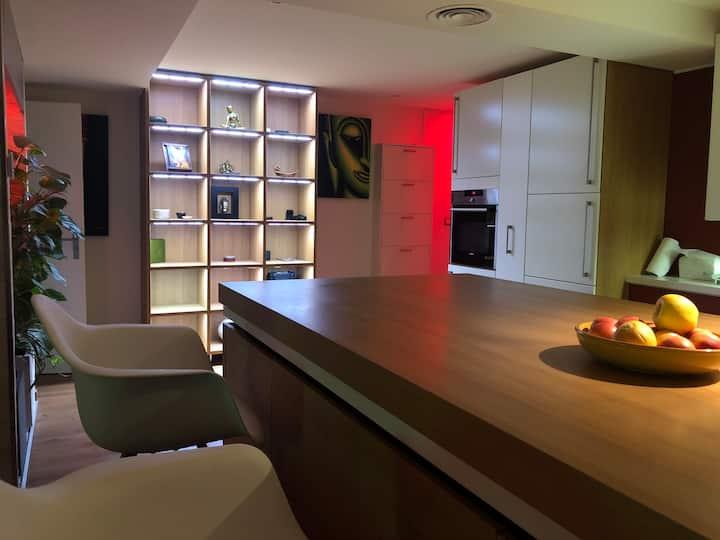 Appartement de rêve au centre d'Annecy (Loft 80m2)