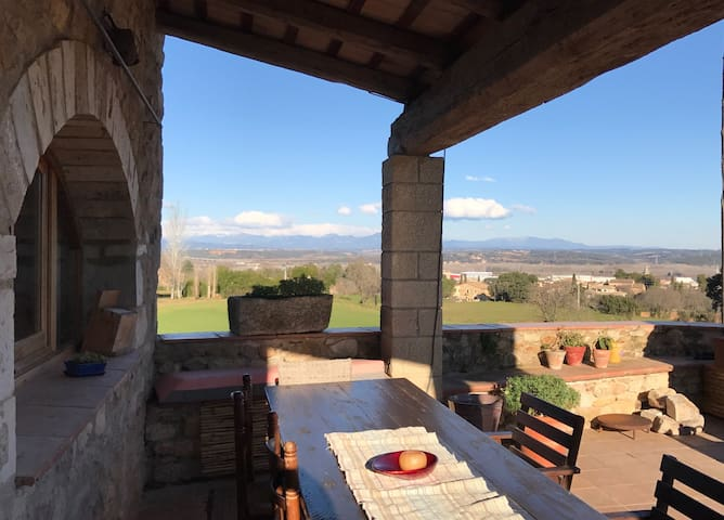 Perfect B&B near Girona