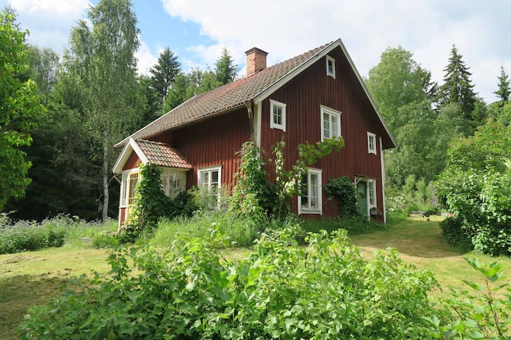 Summer house with lake and nature on it's doorstep - Örebro N - Casa