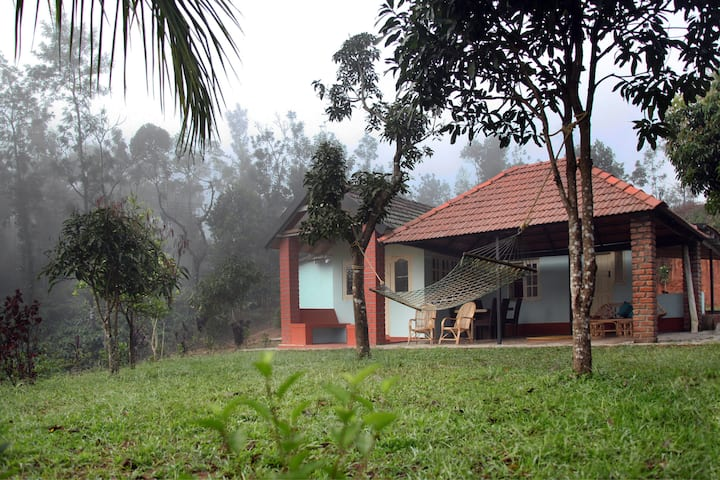 Golden Wood -Hilltop Courtyard -Tusker Room