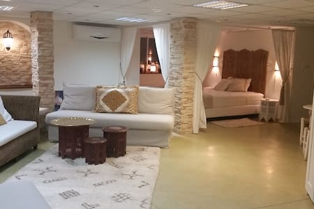 Exotic Moroccan Escape - Poria - Kfar Avoda - Apartment