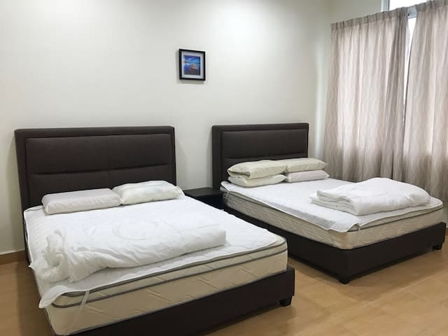Gated & guarded 5 star Homestay