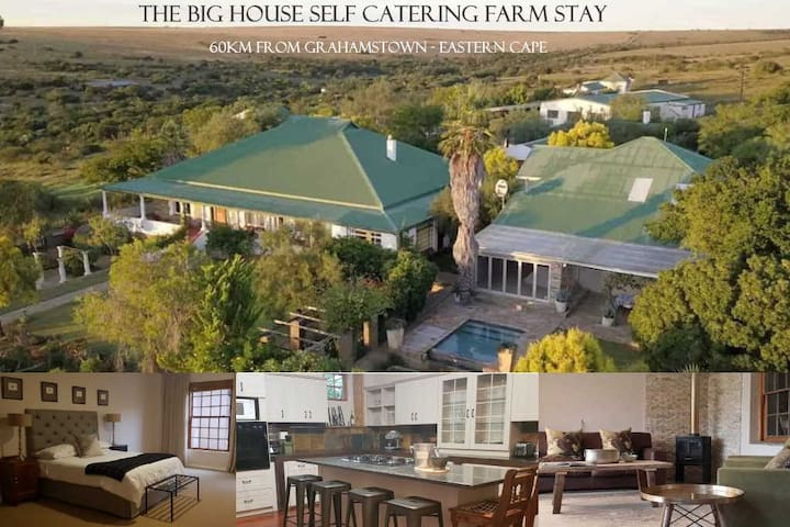 The Big House Self Catering Farm Stay