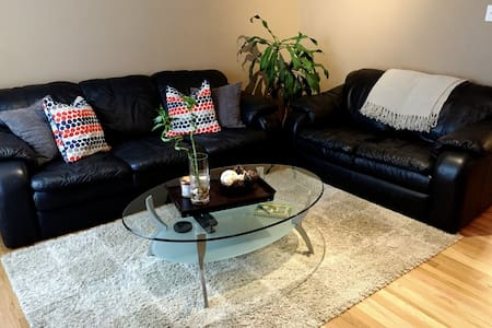 * Welcoming 2 BR Furnished Home in Sargent Park *