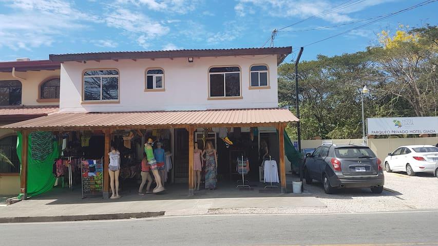 Mini Apartamento Centrico en Playa Sámara