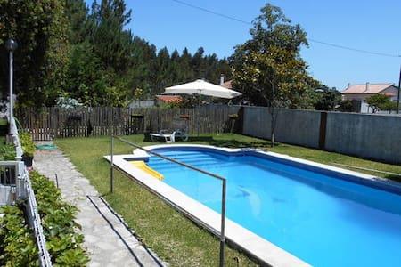 Quarto em casa com piscina Marinha Grande - Marinha Grande - Casa