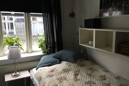 Cozy stay in the heart of Frederiksberg.