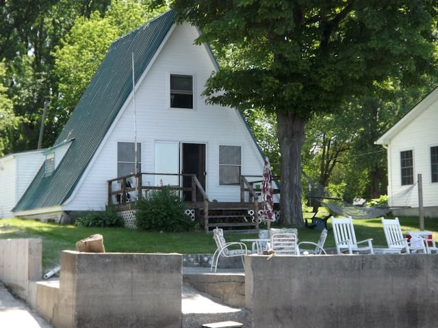 Rustic A-Frame - Alburgh - Chalet