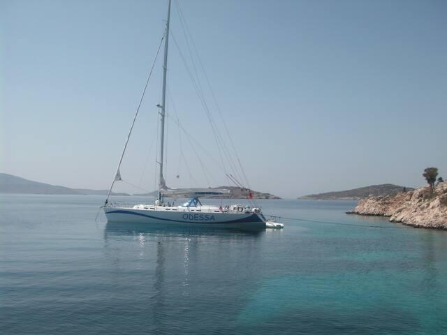 Marmaris, sailing boat ODESSA - Marmaris