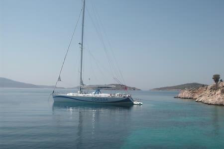 Marmaris, sailing boat ODESSA - Marmaris - Vene