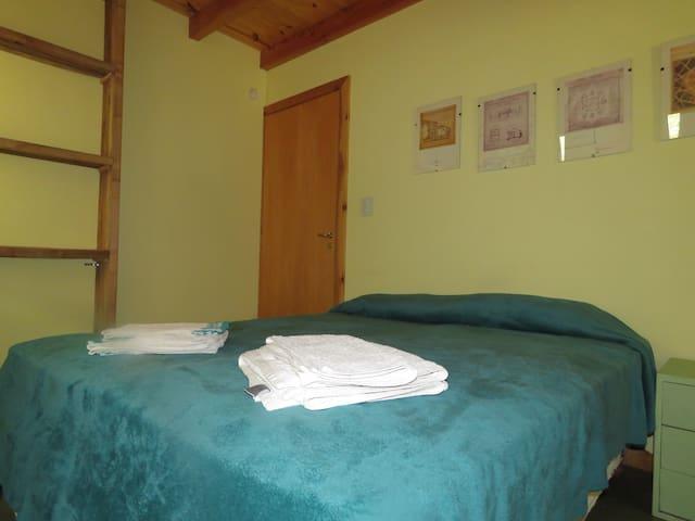 Habitación puede ser 2 camas o cama matrimonial