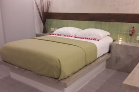 Honeymoon getaway private hot tub, location BP5 - Playa del Carmen - Departamento