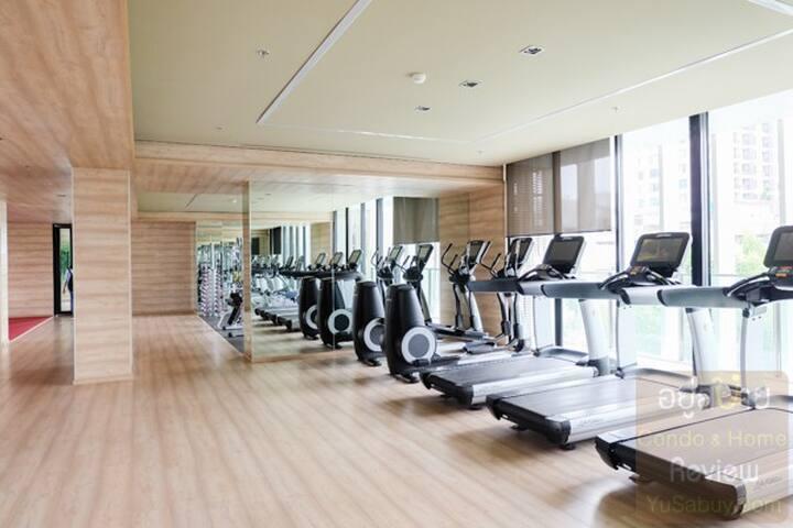 Gym 健身房