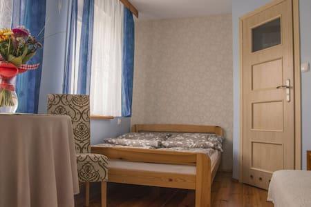 Pokój niebieski - House