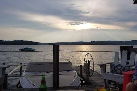 Stunning Lake Sunapee Waterfront Home