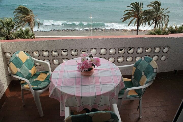Apartamento en primera línea de playa - Almuñécar
