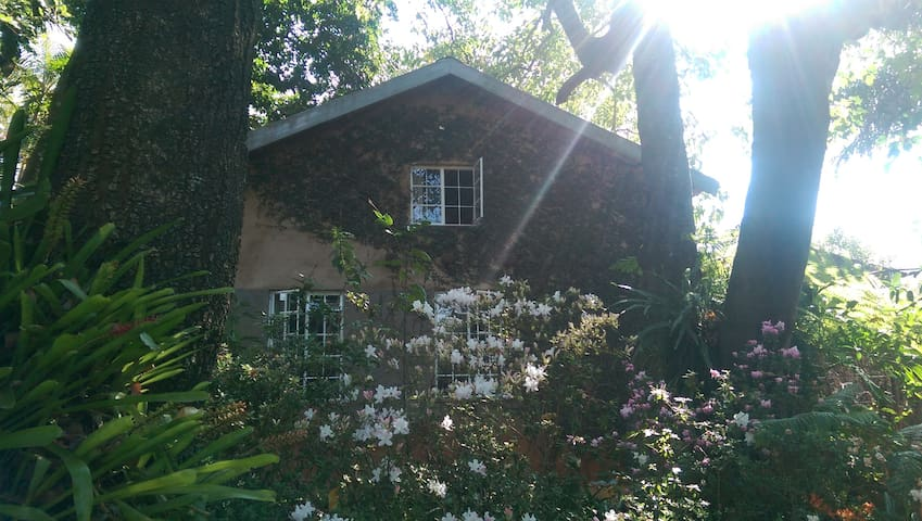 Mahogany Cottage - Louis Trichardt - Wohnung