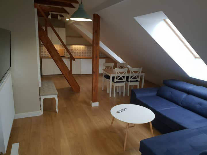 Apartament Deptak 15