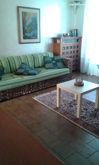 Salotto-zona relax tv
