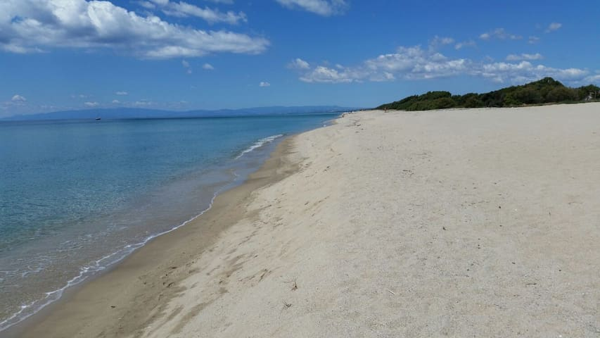 Casa sul mare-Riserva marina di Isola Capo Rizzuto - Cutro - Casa