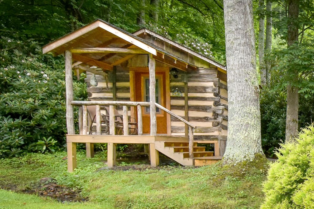 The Glamping Cabin