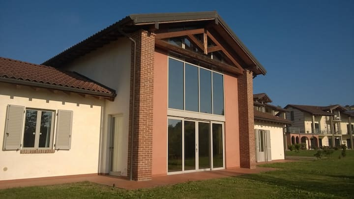 House for 5 pers with pool in Terruggia R63703