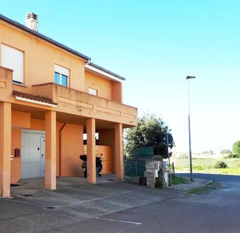 Casa Bastiano, spaziosa, vicina a tutti i servizi.