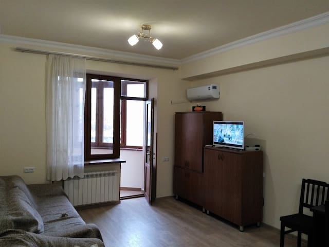 Roomy Studio in Downtown Yerevan