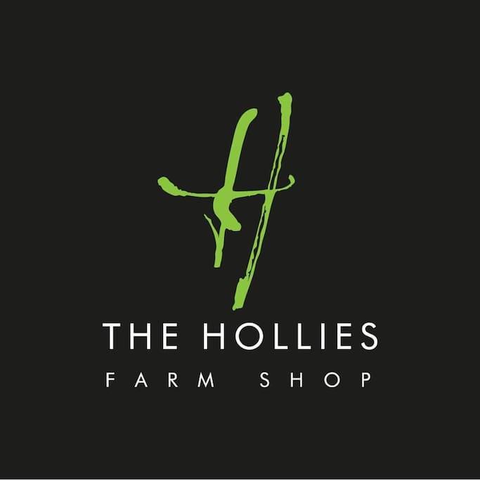 The Hollies Farm Shop