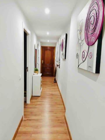 """Apartamento """"Cañada"""" 3hab.2baños.AC+Wifi"""
