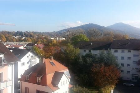 Ruhige 4-Zimmer Wohnung mit Nähe zur City - Baden-Baden