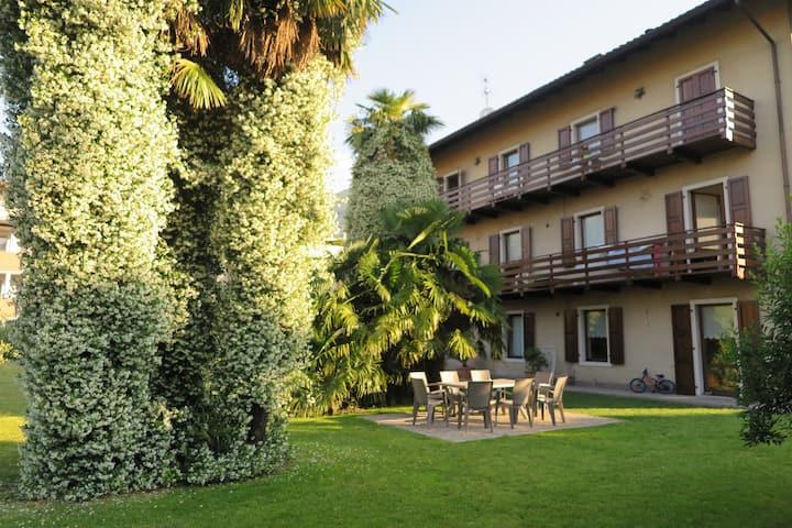 Villa Turrini con grande giardino