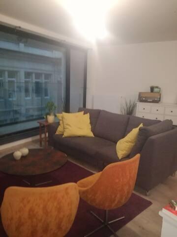 Cosy Appartement center of Antwerp