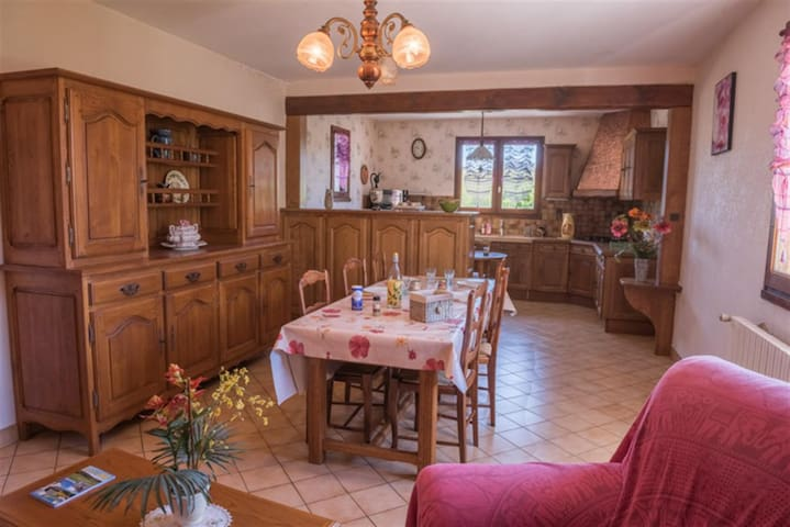 Appartement 4 pers, RECOUX (LE)