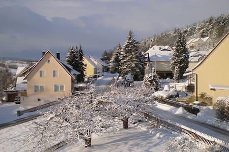 Gästezimmer in idylische Lage - Weißenbrunn - Ev
