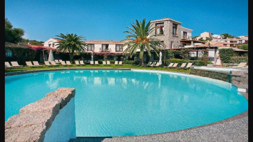 Elegante location in costa smeralda - Porto Rotondo - Appartement