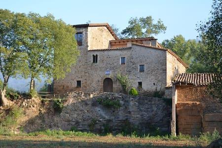 CASTELL DE ROCA - Sant Miquel de Campmajor