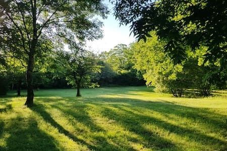 Gite in quiet nature - Amazing property