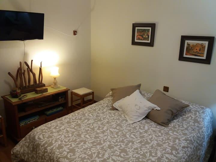 Dorm.baño priv. apart.compartido.PLAYAS/AEROPUERT