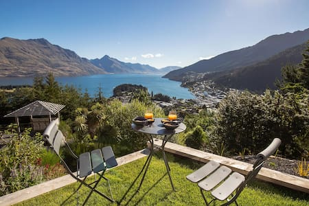 Remarkable views, luxurious, warm and stylish.