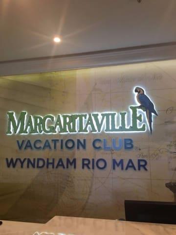 Wyndham Rio Mar 1 Bed Room Deluxe Ocean View - Rio Grande - บ้าน