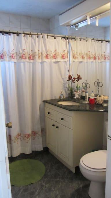 baño comun 2do piso