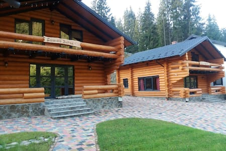 Eco Dorna True Log Chalets